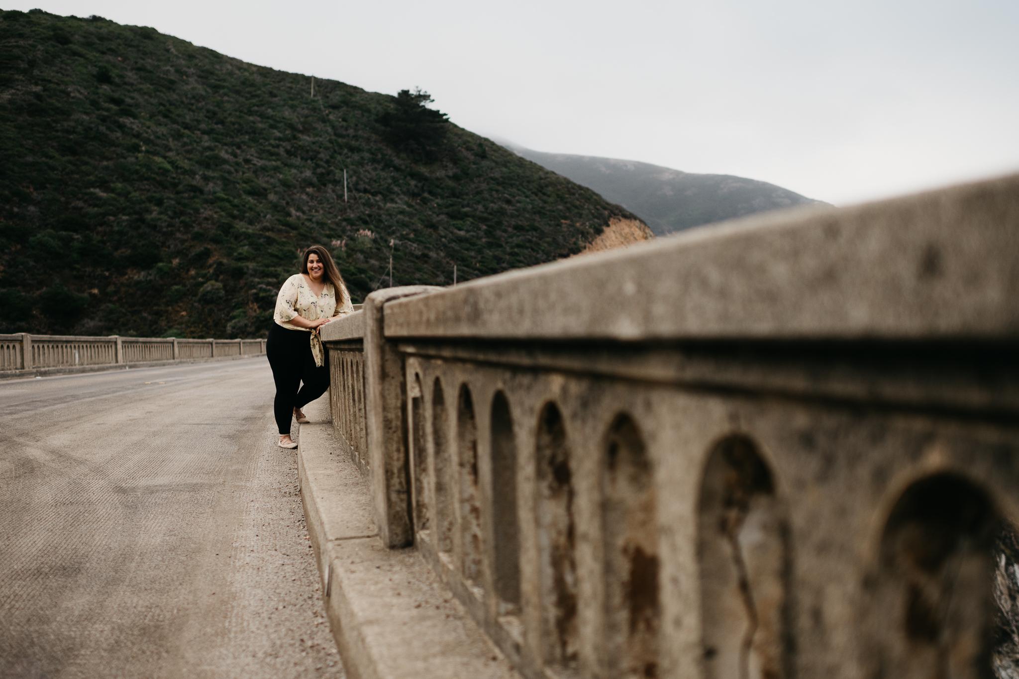 Monterey Carmel Pacific grove senior portrait photographer
