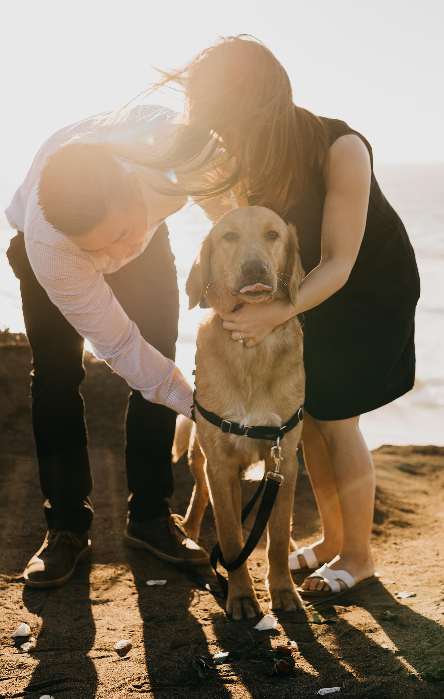 Big Sur proposal california coast photographer