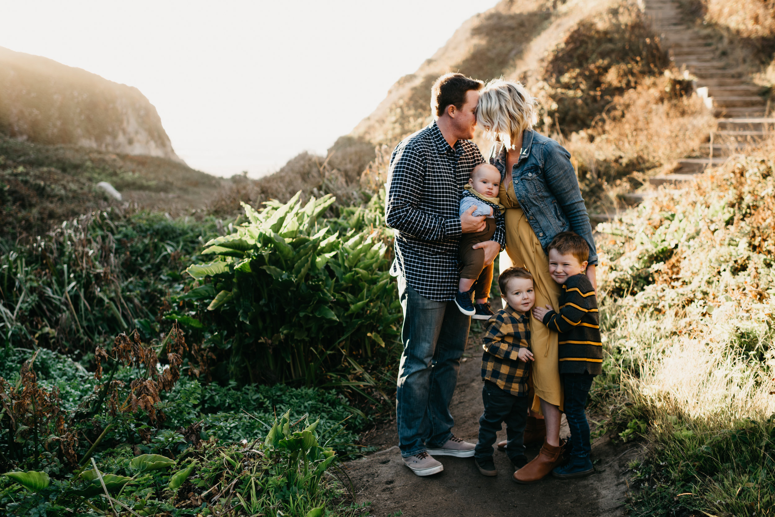 Big Sur Family Photographer
