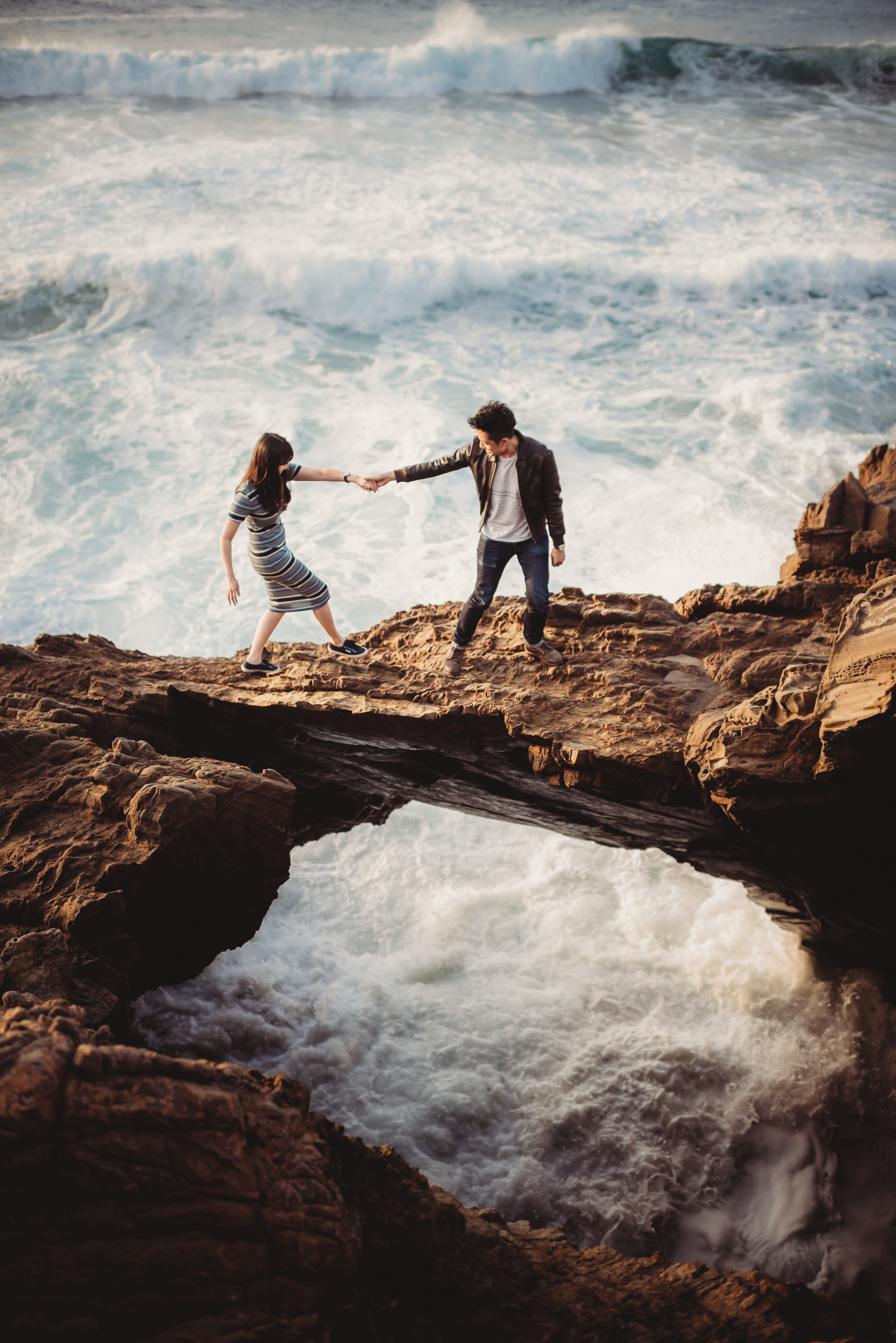 big sur california coast adventure wedding photographer