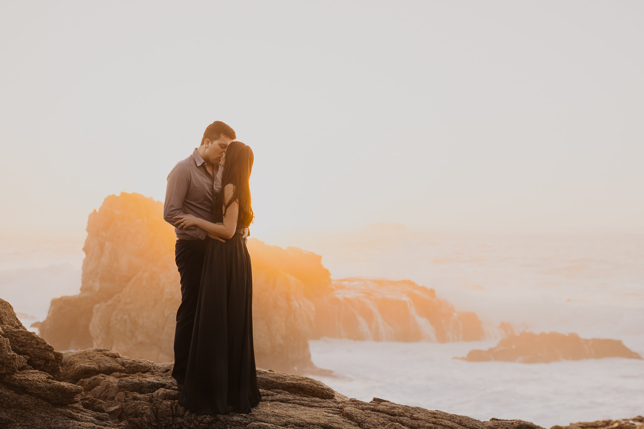 Big Sur California Wedding Adventure Photographer