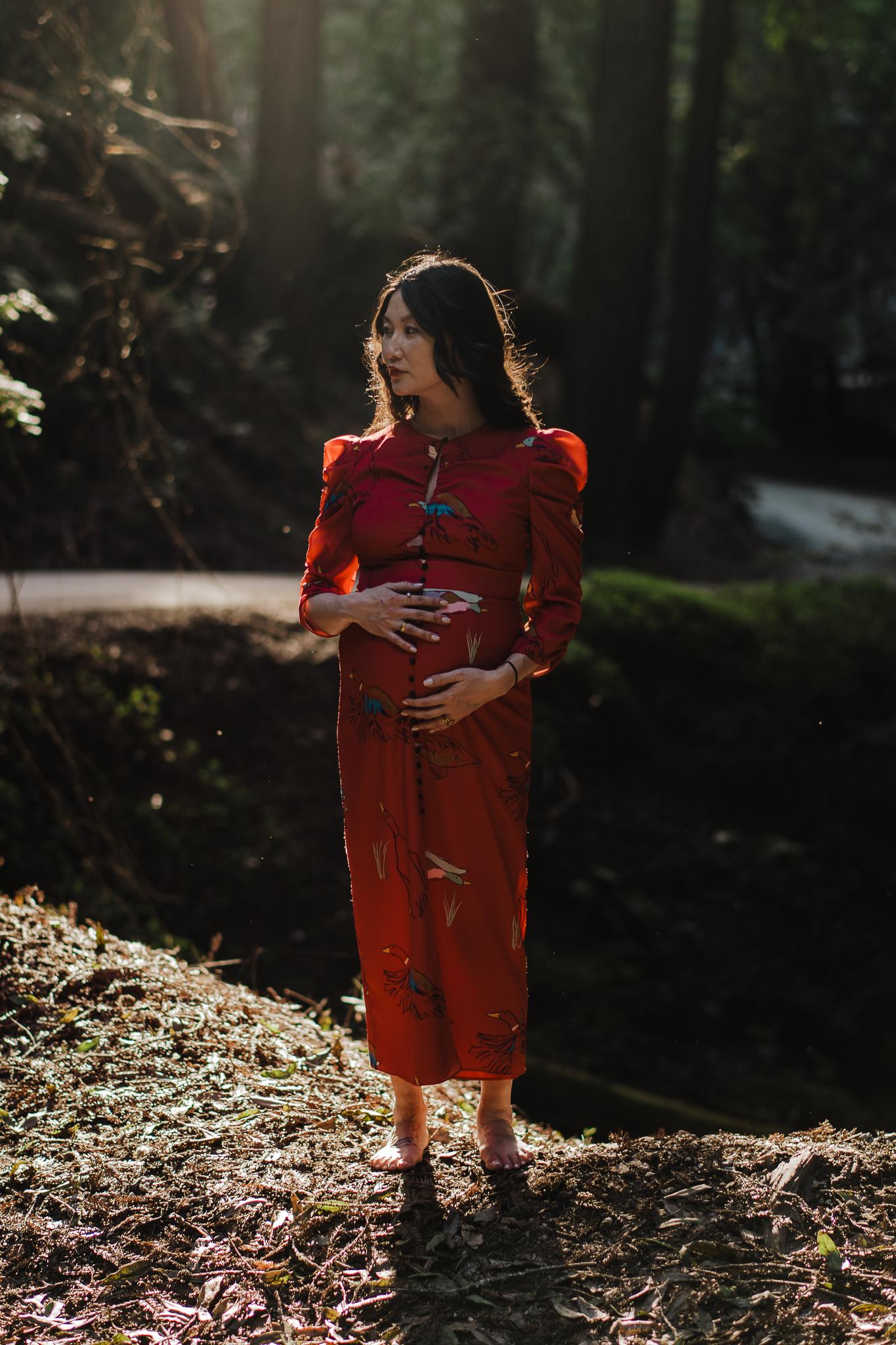 monterey maternity photographer