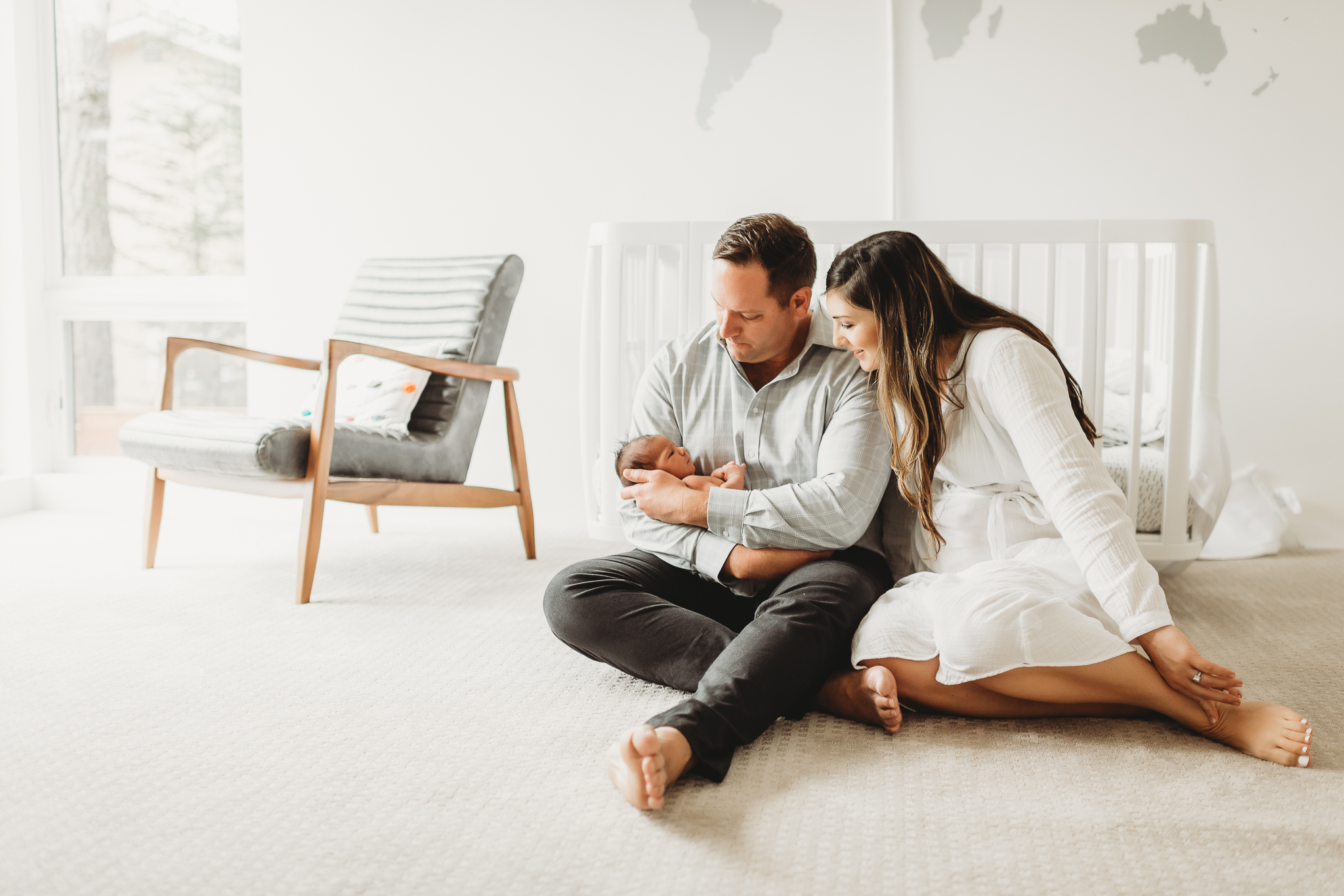 In home Lifestyle sessions - lets document you and your family in the space you spend the most time in. Your home doesn't need to be spotless lets focus on connection! $600