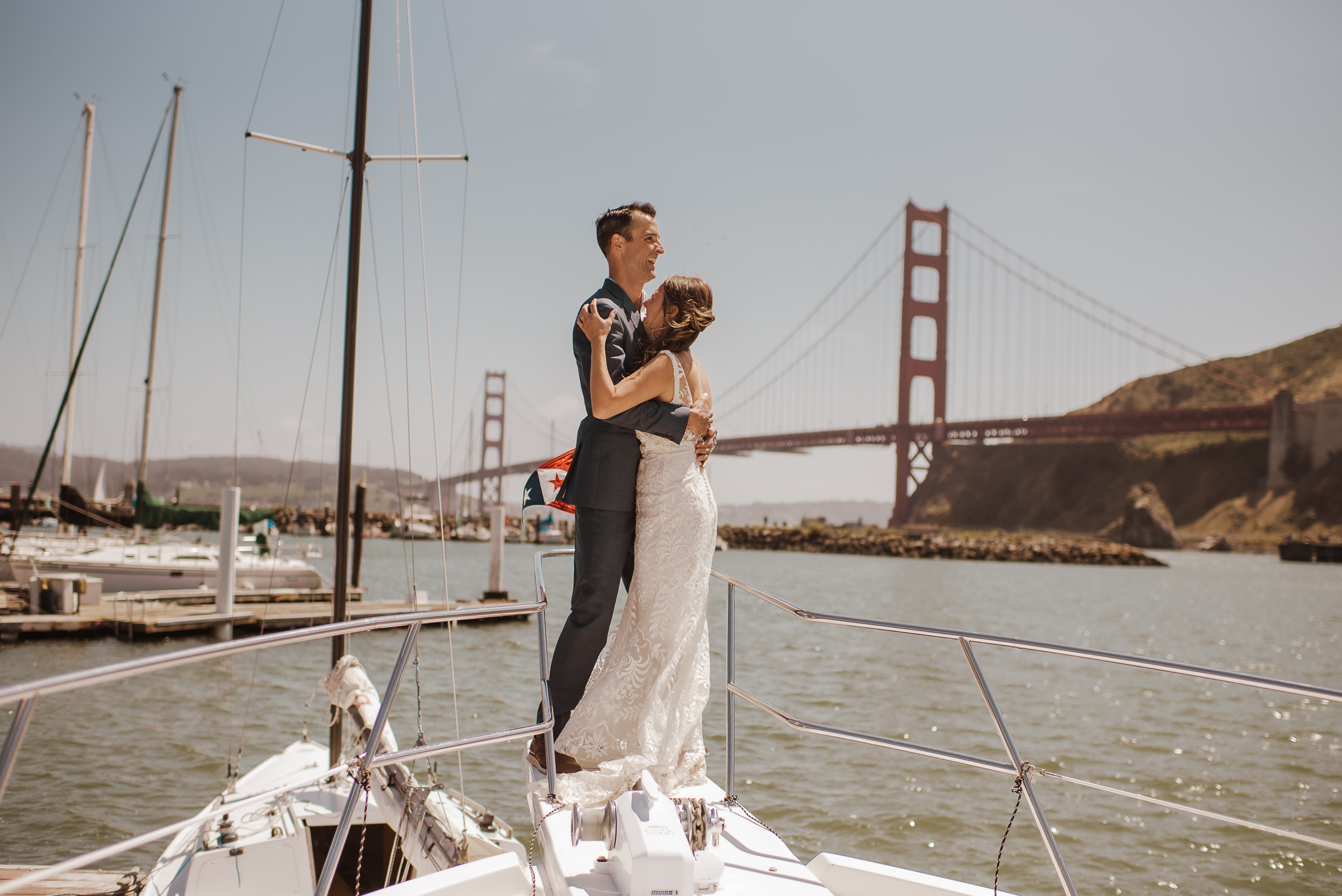 san francisco elopement photographers