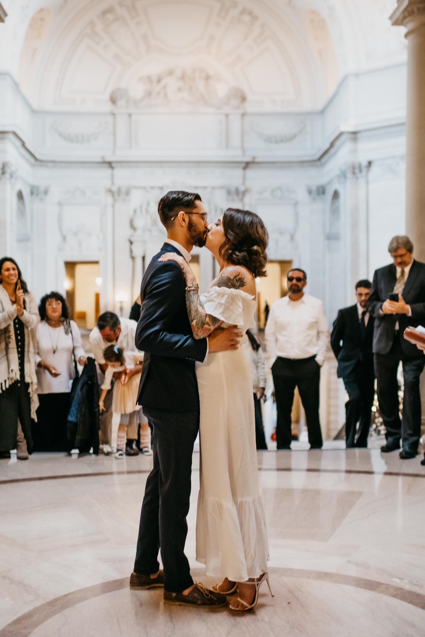 san francisco elopement photographers