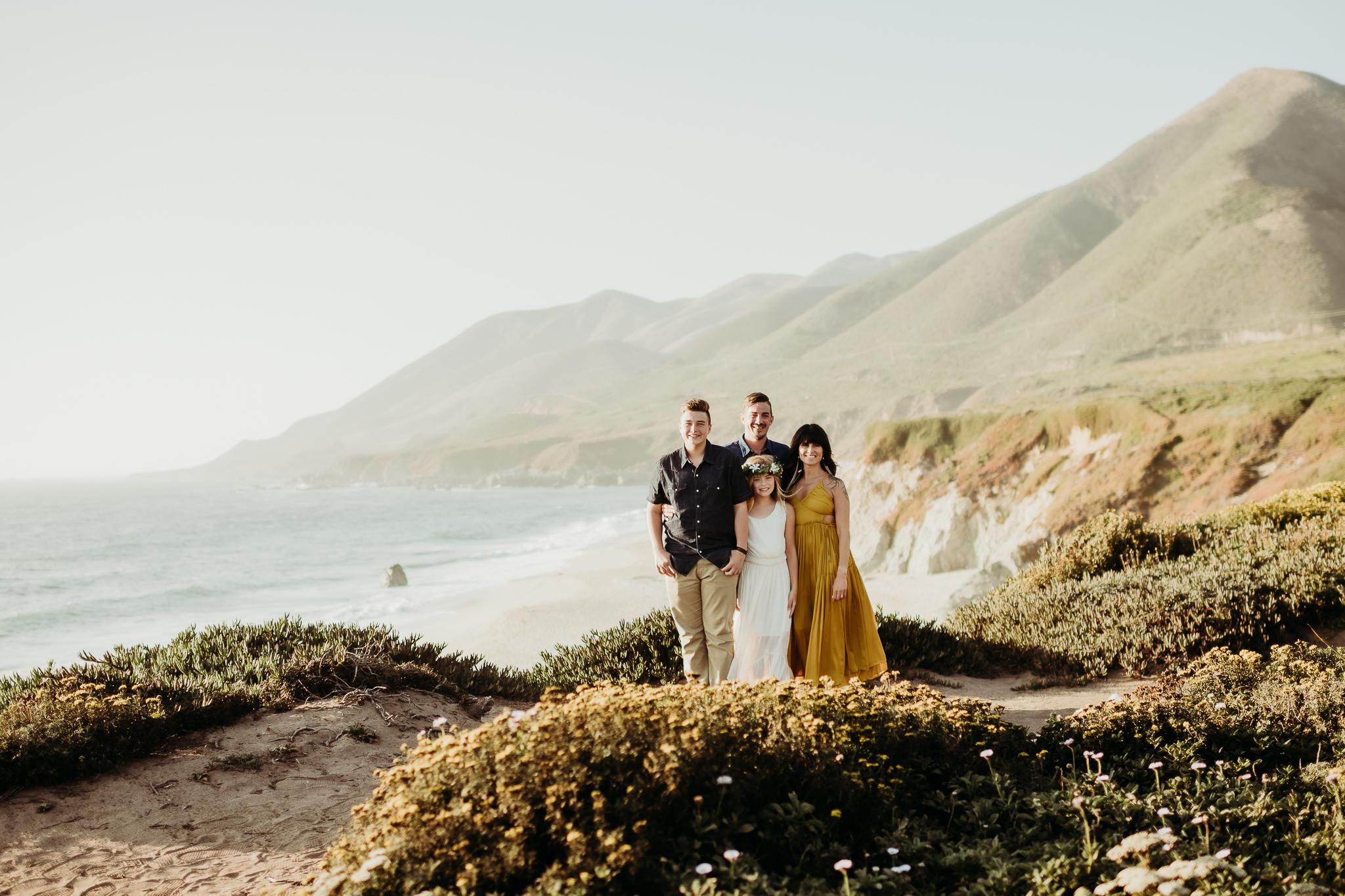 big sur family photographers