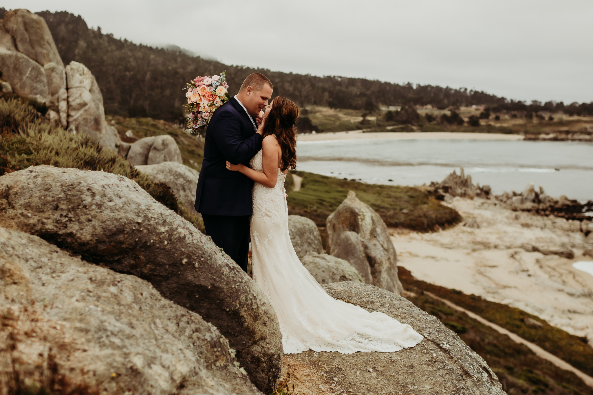 big sur elopement photographers