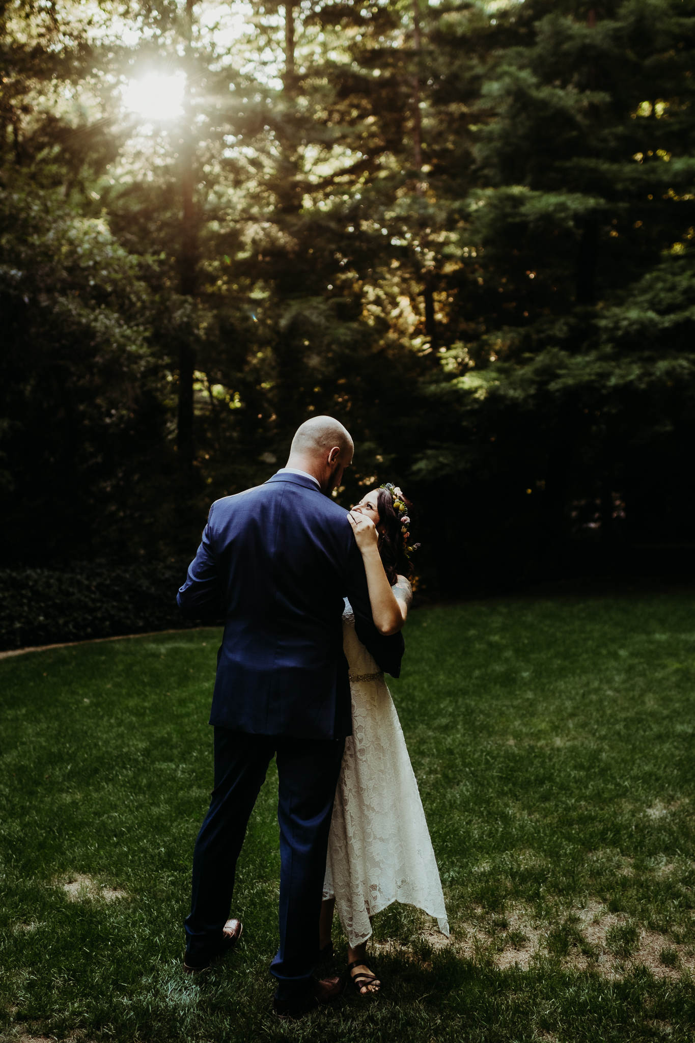 Big Sur California elopement