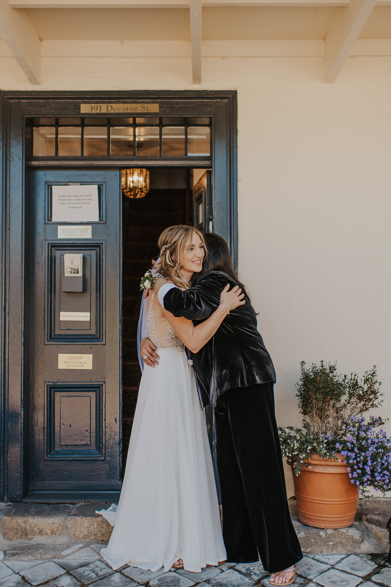 Monterey wedding