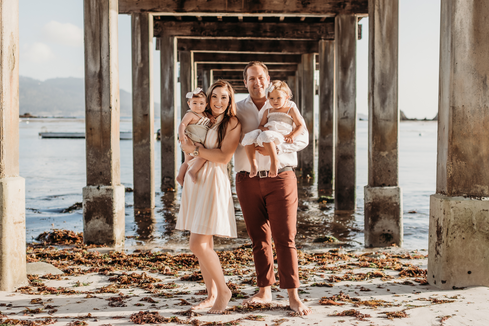pacific grove family photographer