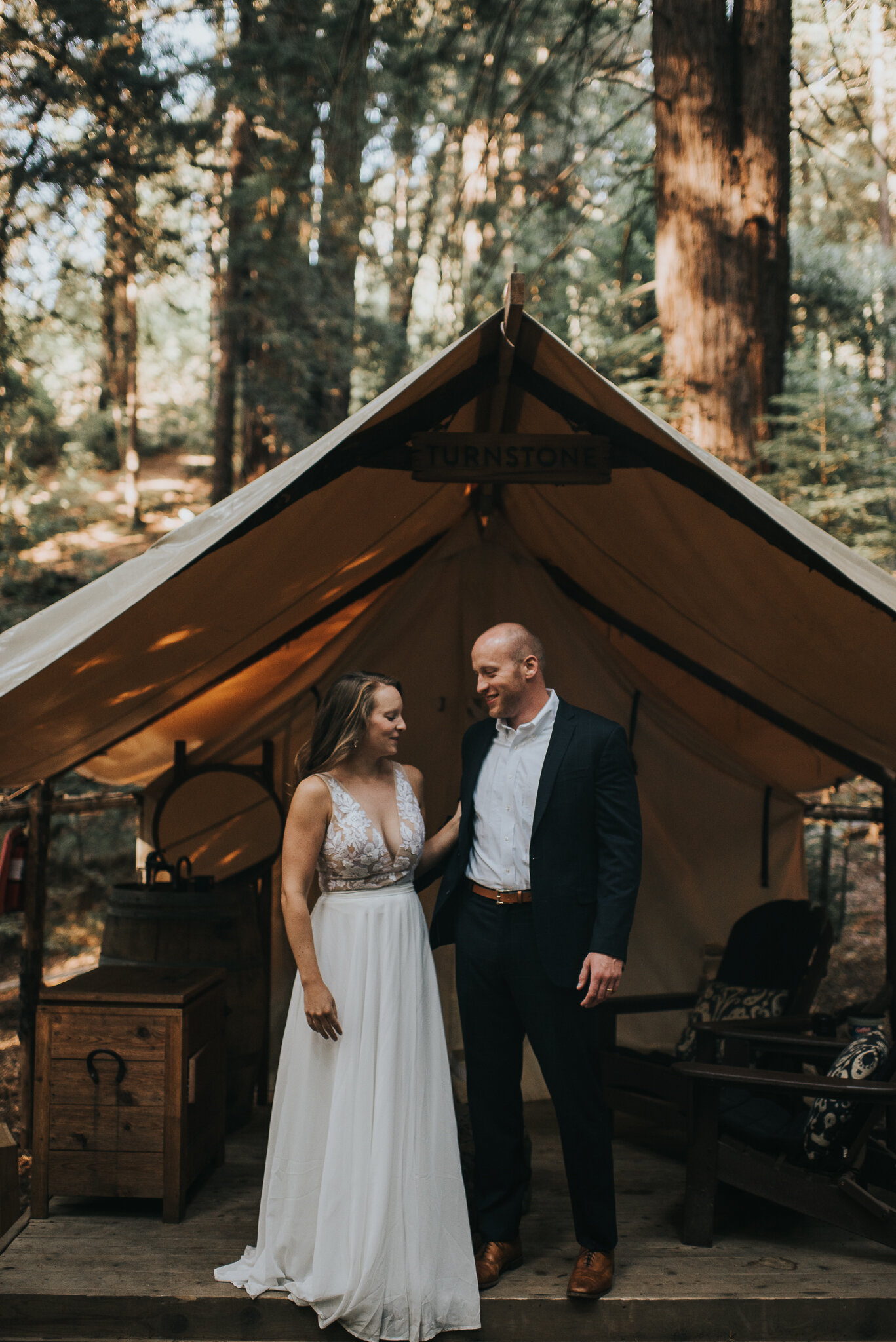 monterey wedding photographer // Old Whaling Station adobe wedding of Sean and Nicole
