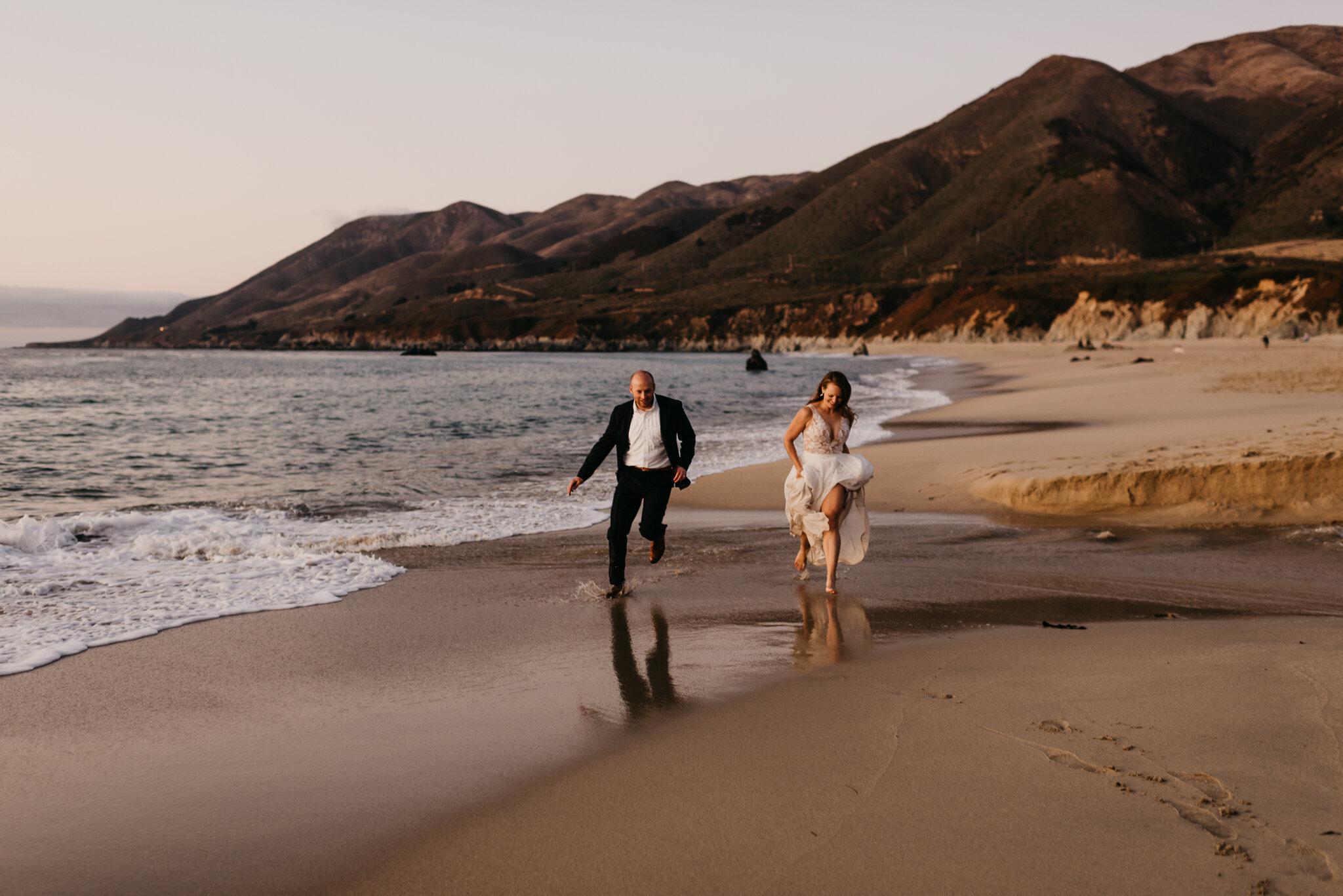 Ventana Big Sur wedding
