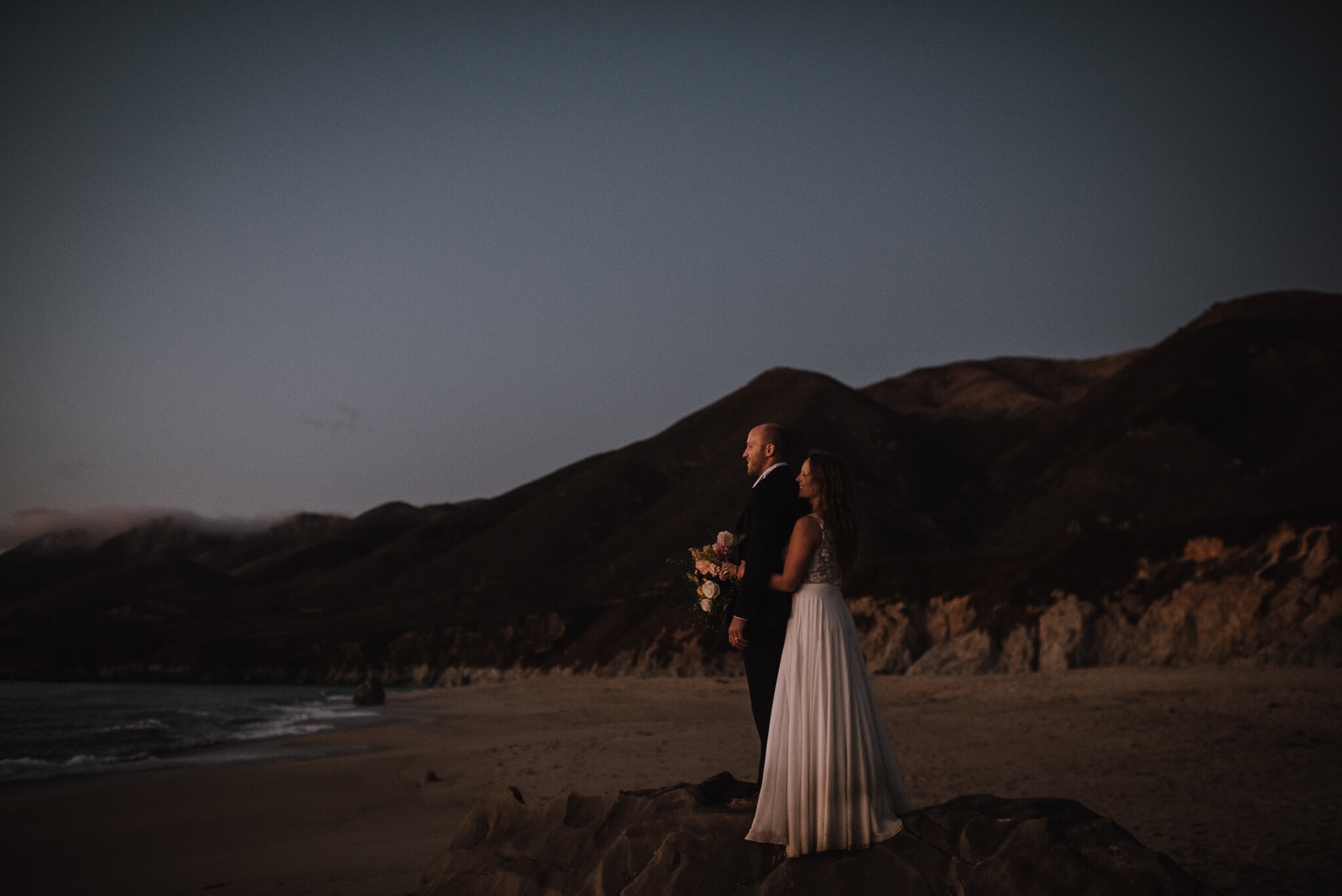 ventana elopement photographer