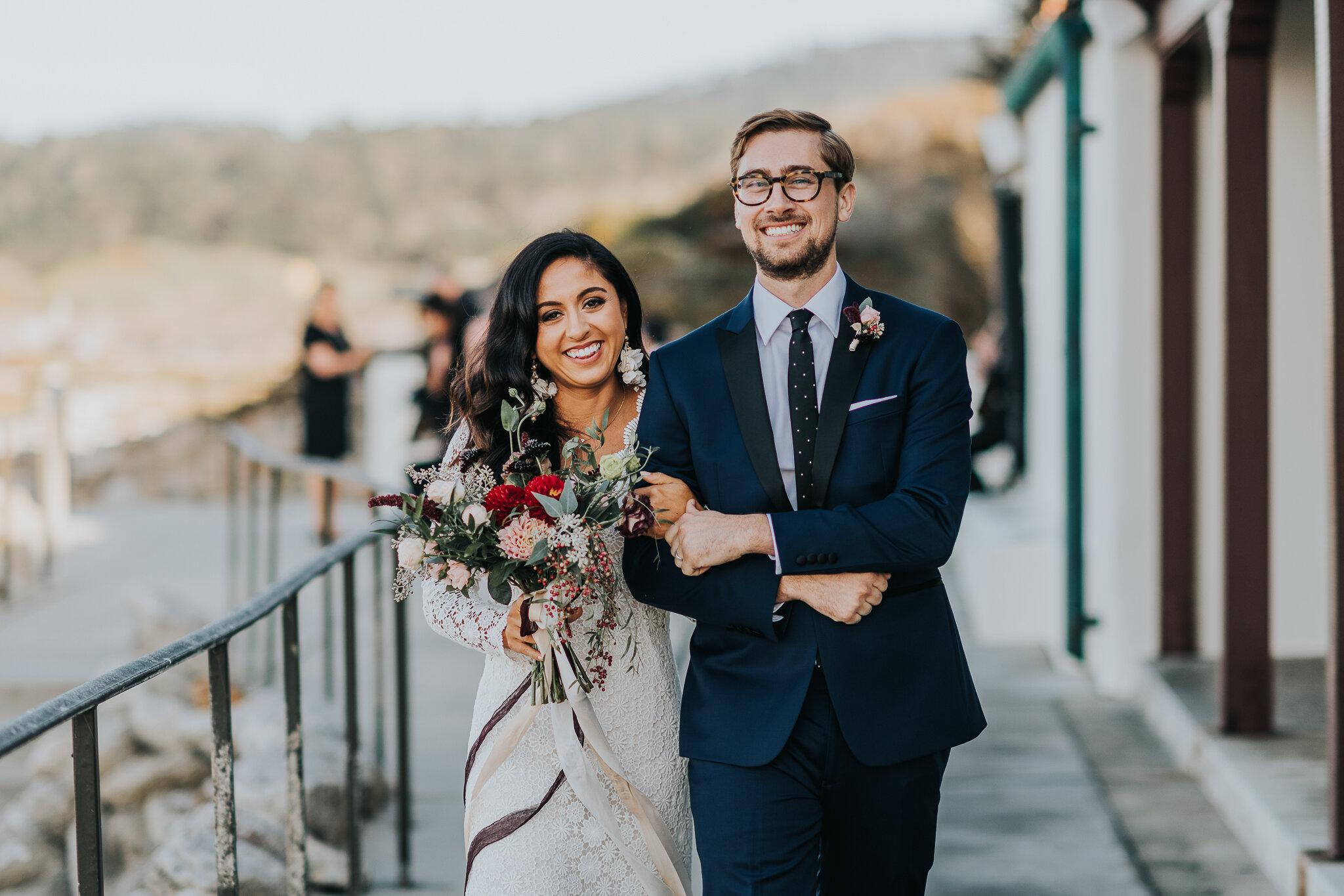 monterey wedding