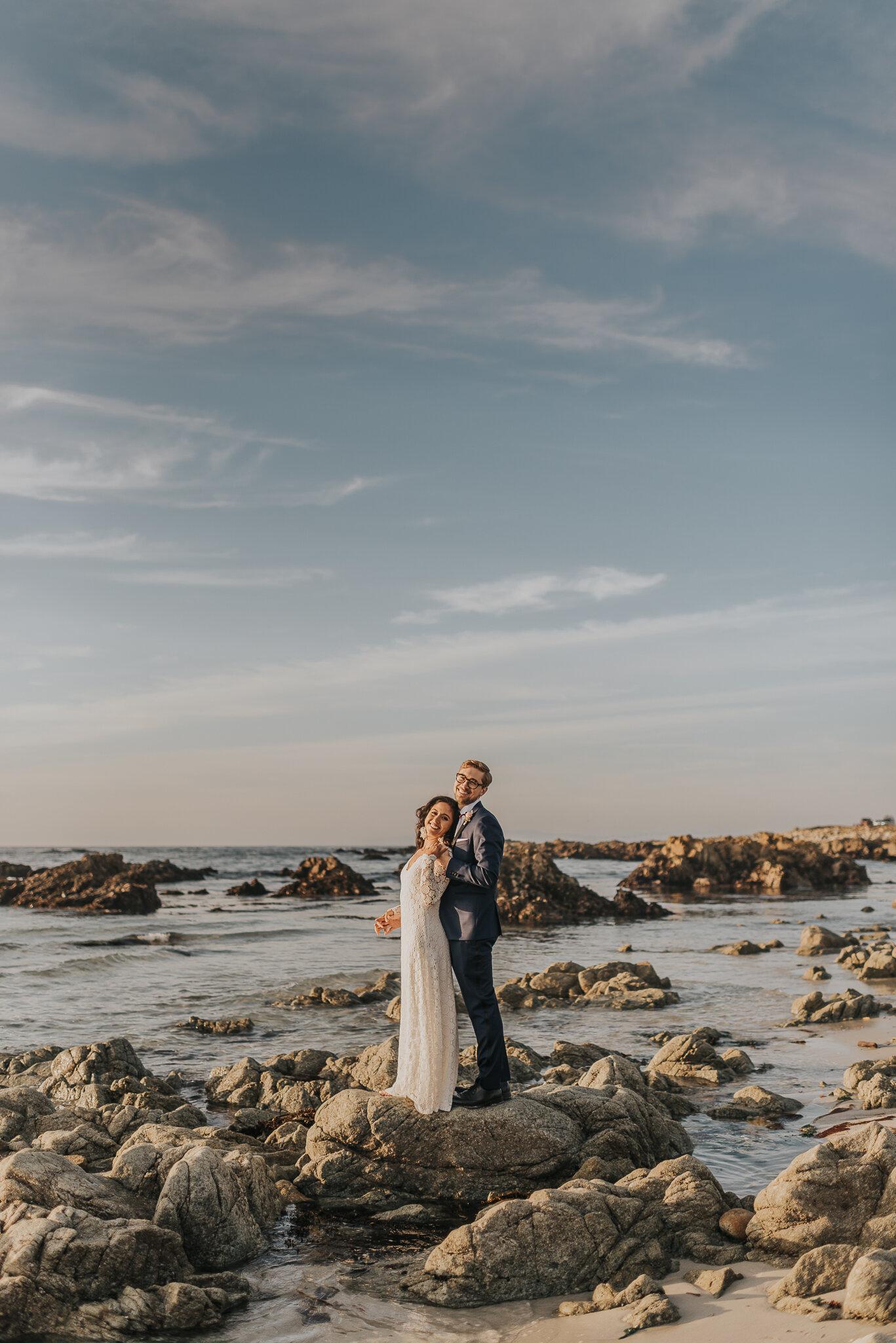 monterey elopement photographers