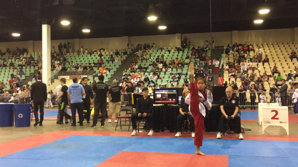 Grand Prix Tae Kwon Do Competition