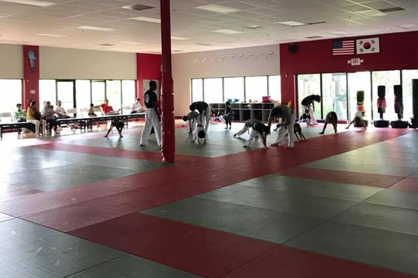 Copy of Copy of Martial Arts Classes Broward