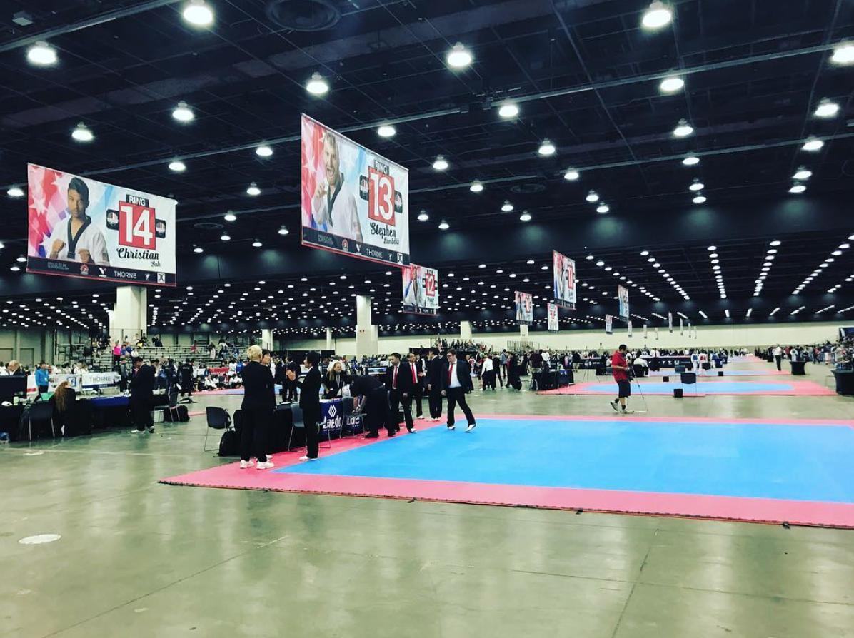 National Taekwondo Championship Detroit 2017