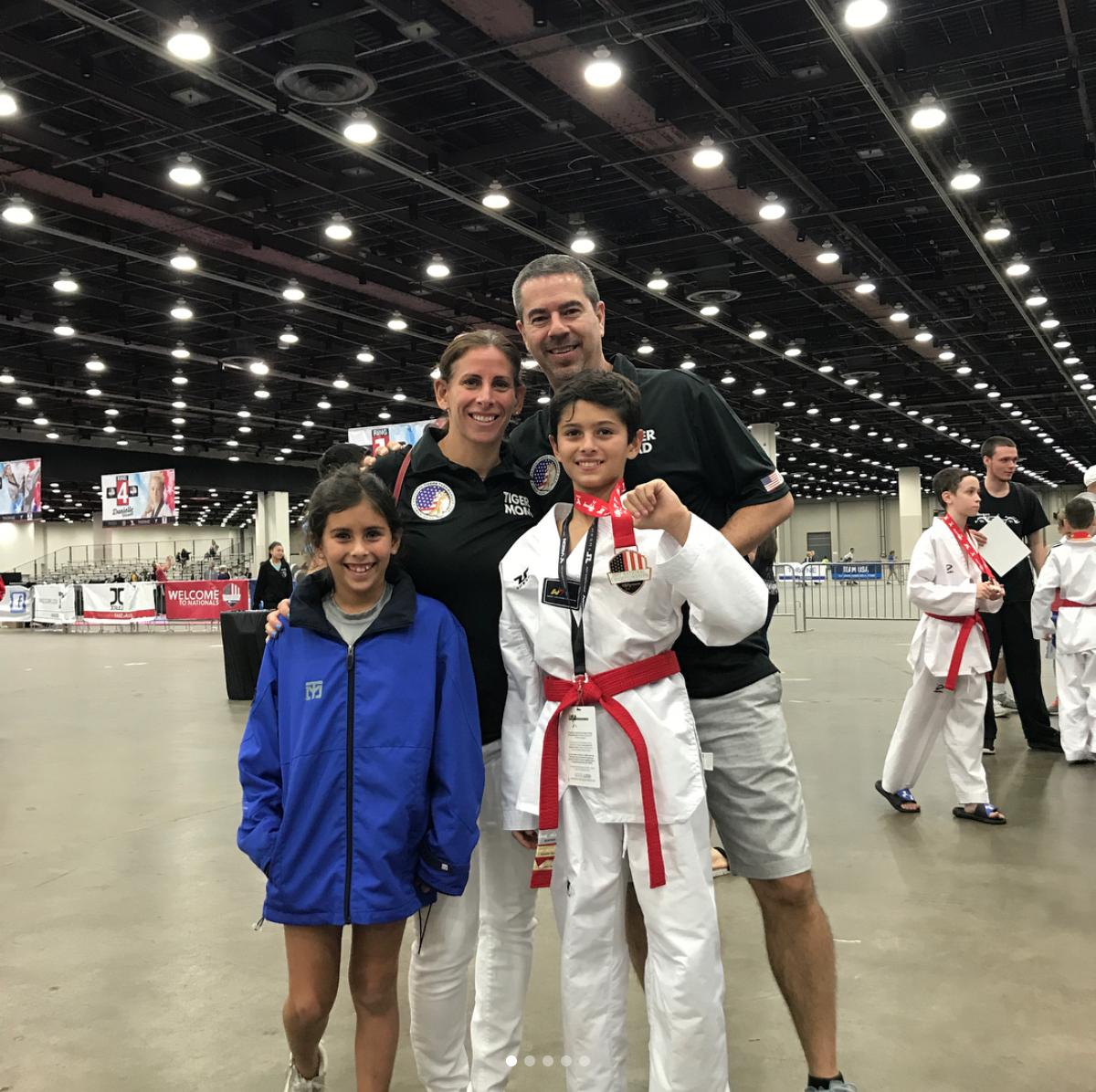 2017 National Taekwondo Competition