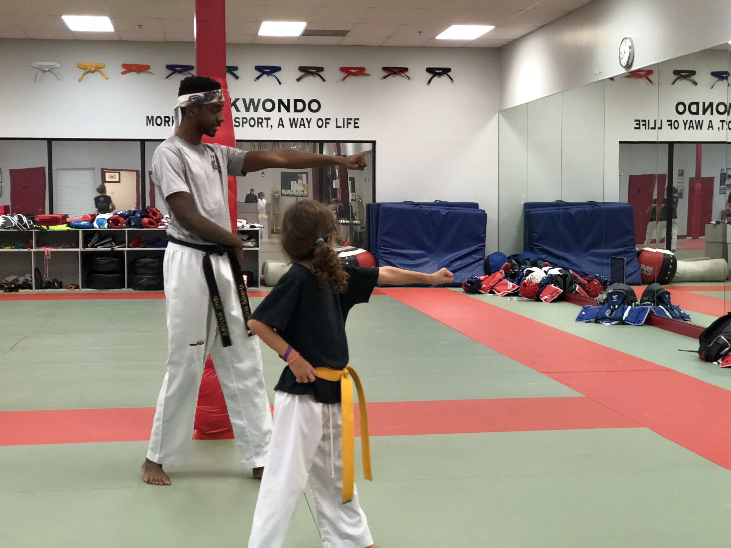 Teens and Adults Martial Arts Classes