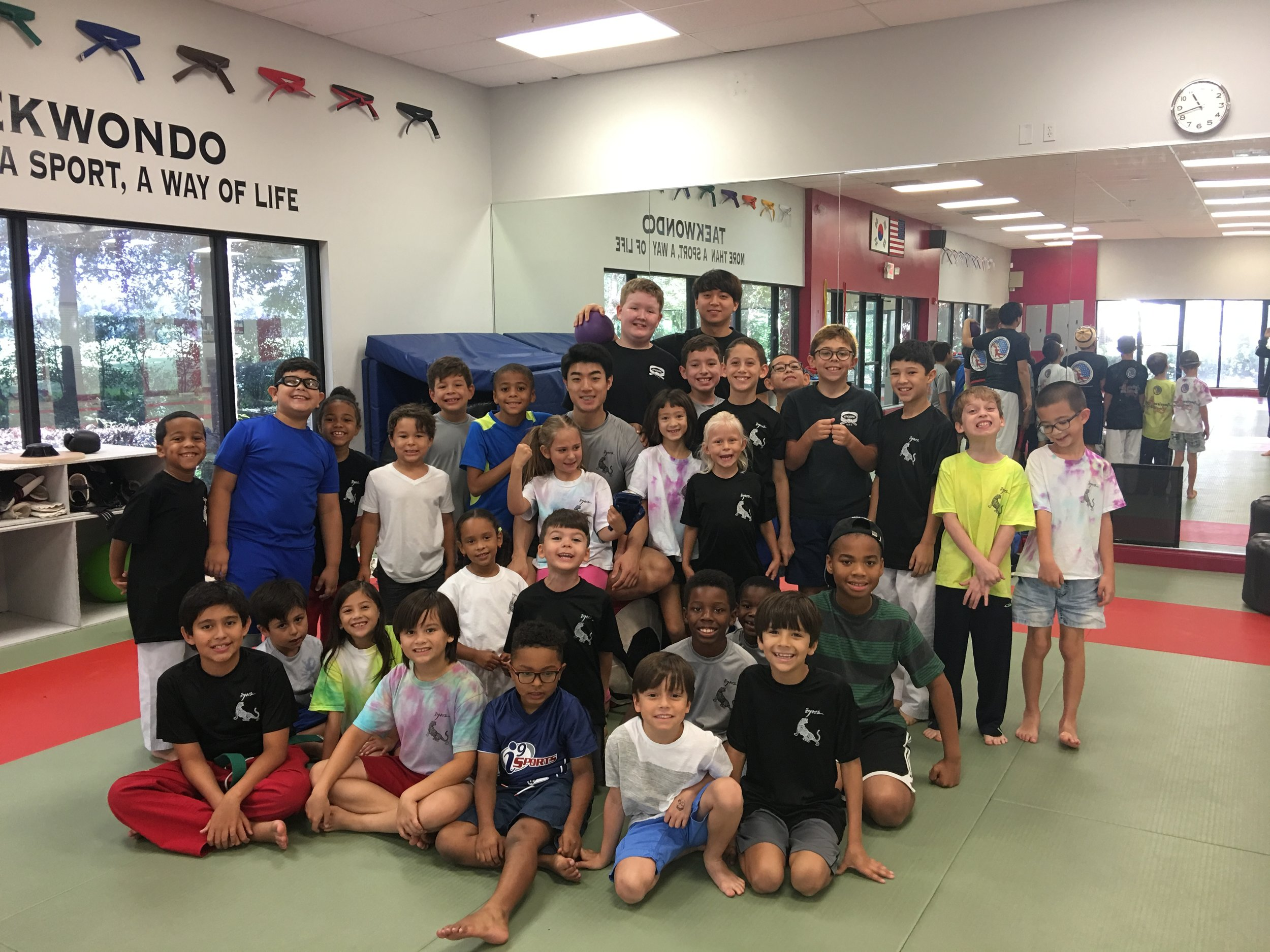 South Florida Karate Camp
