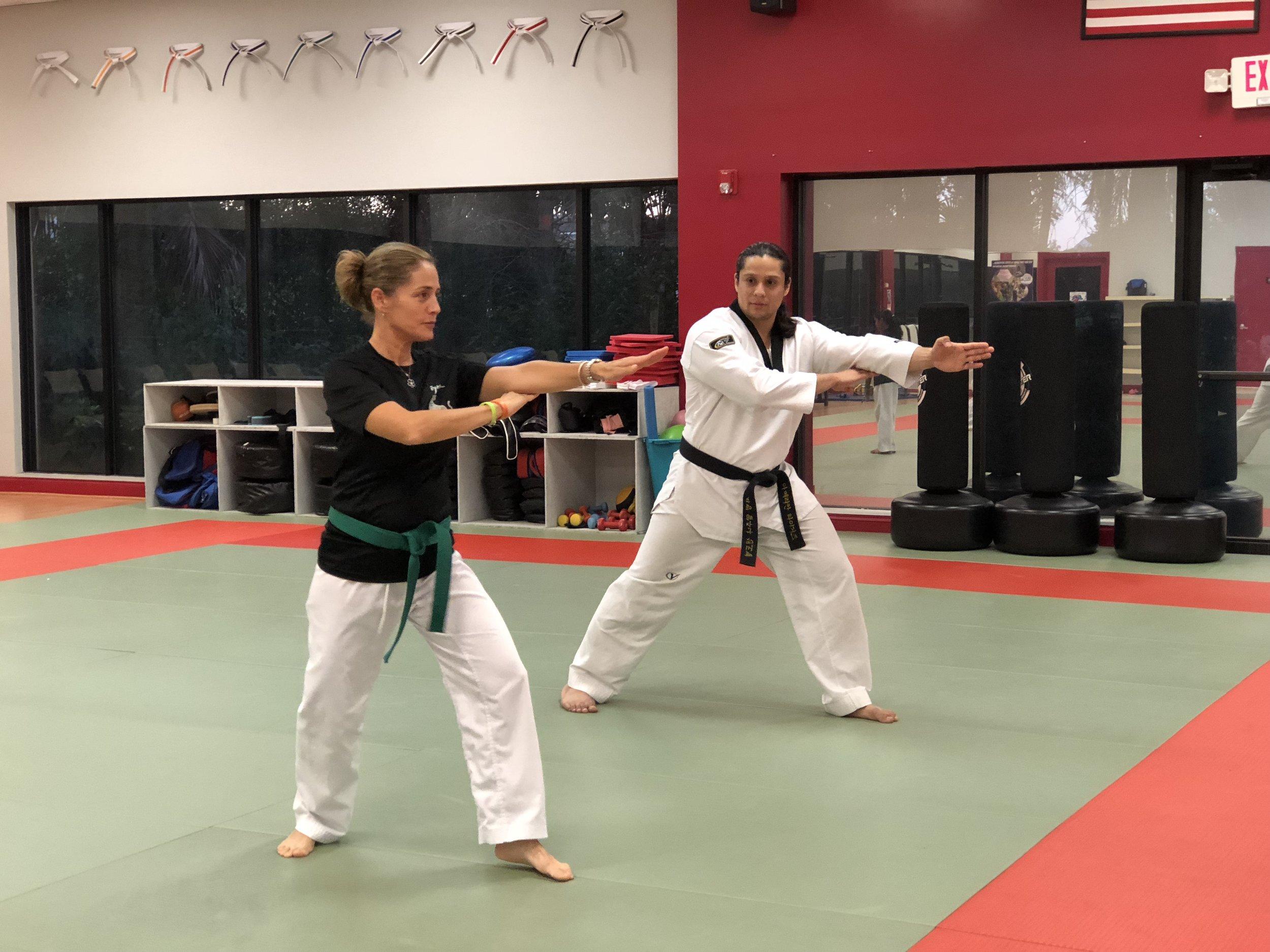 Weston Adult Karate Classes