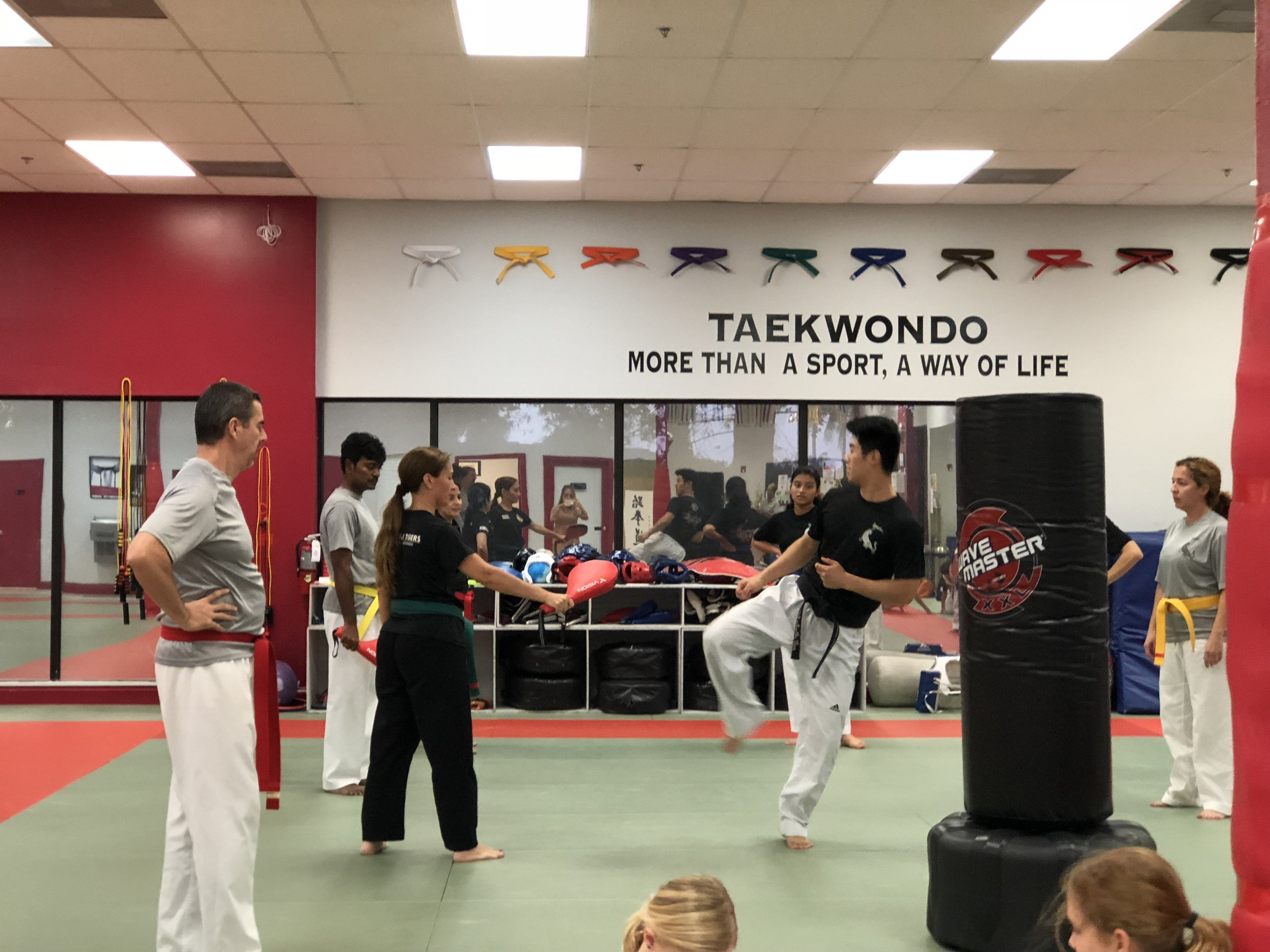 South Florida Family Karate Class