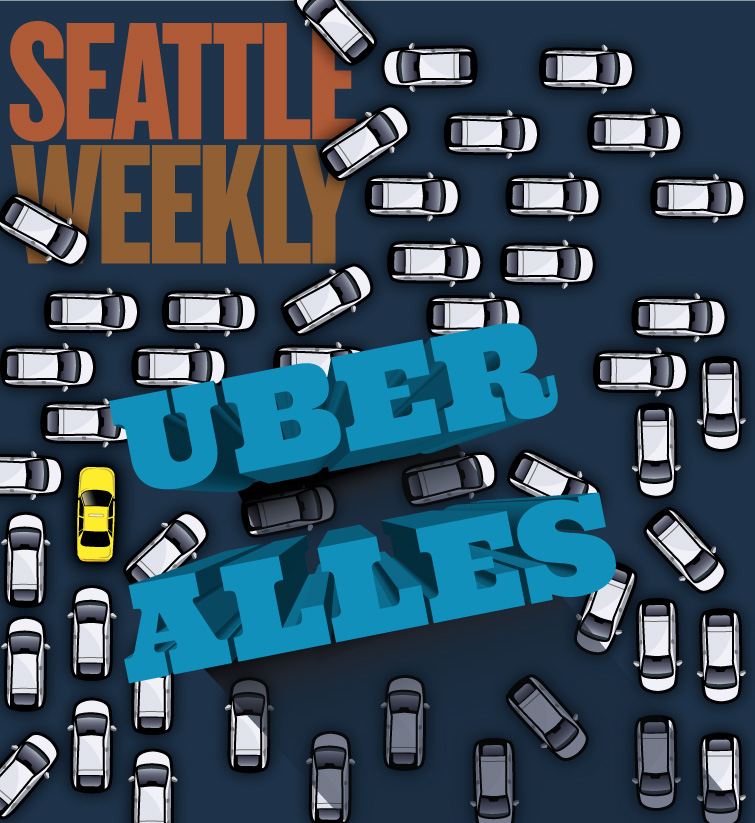 Seattle Weekly - Covers, features, spreads and special issues,from concept to finished product
