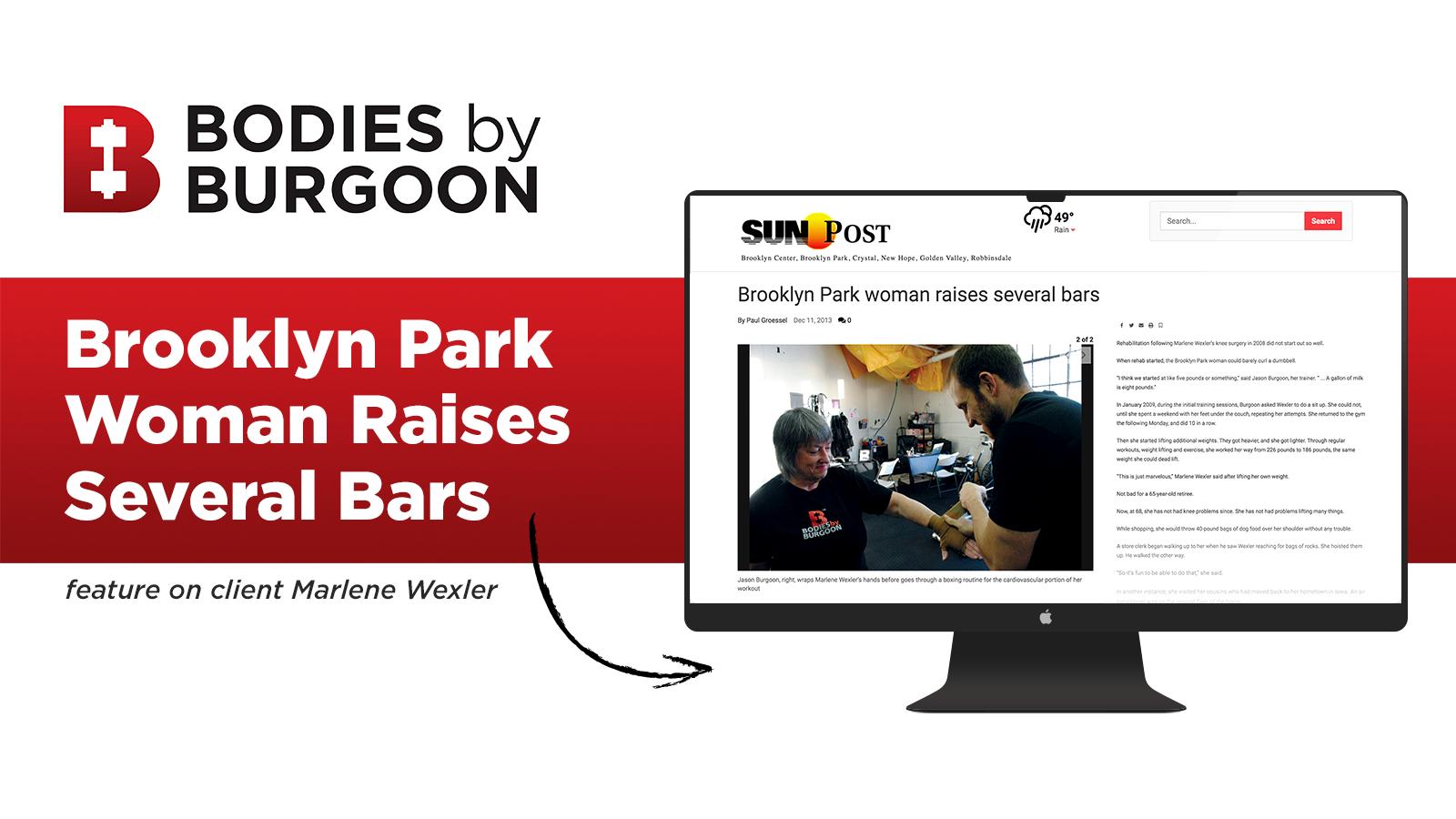 2013-12-13: Brooklyn Park Sun
