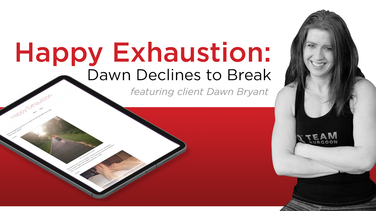 2015-07-28: Happy Exhaustion