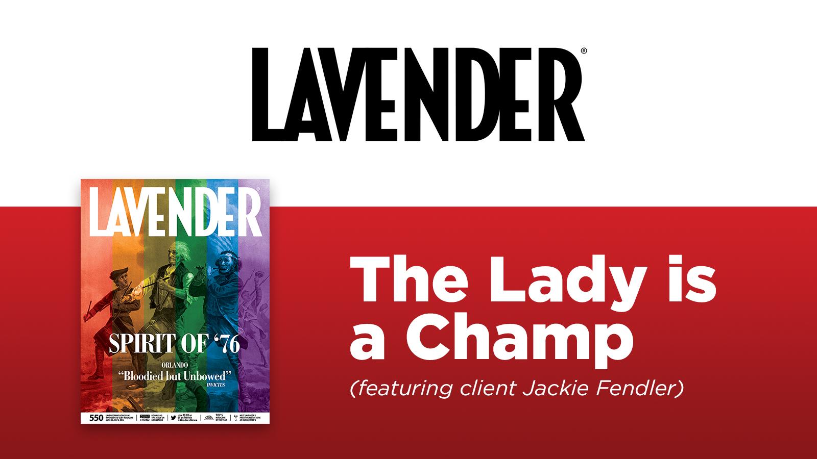 2017-04-27: Lavender