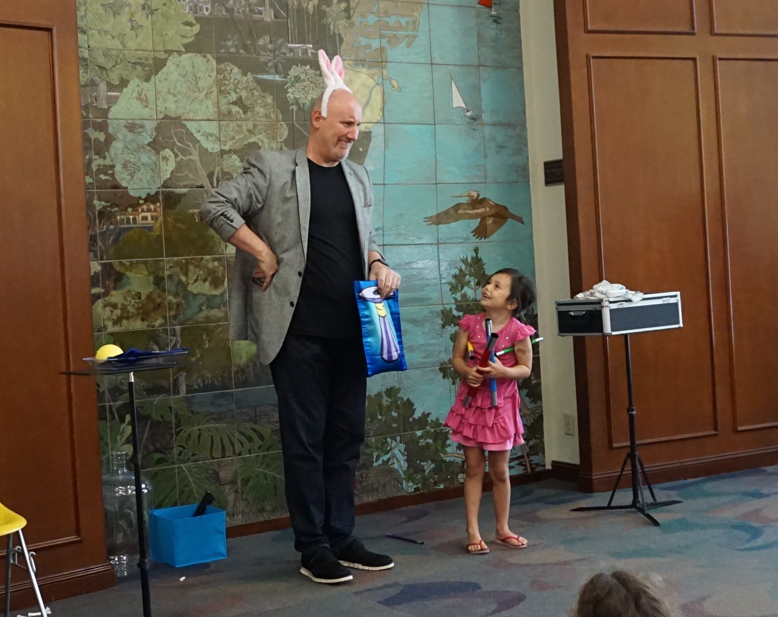 Coral Gables Library Rabbit 1 2016.JPG
