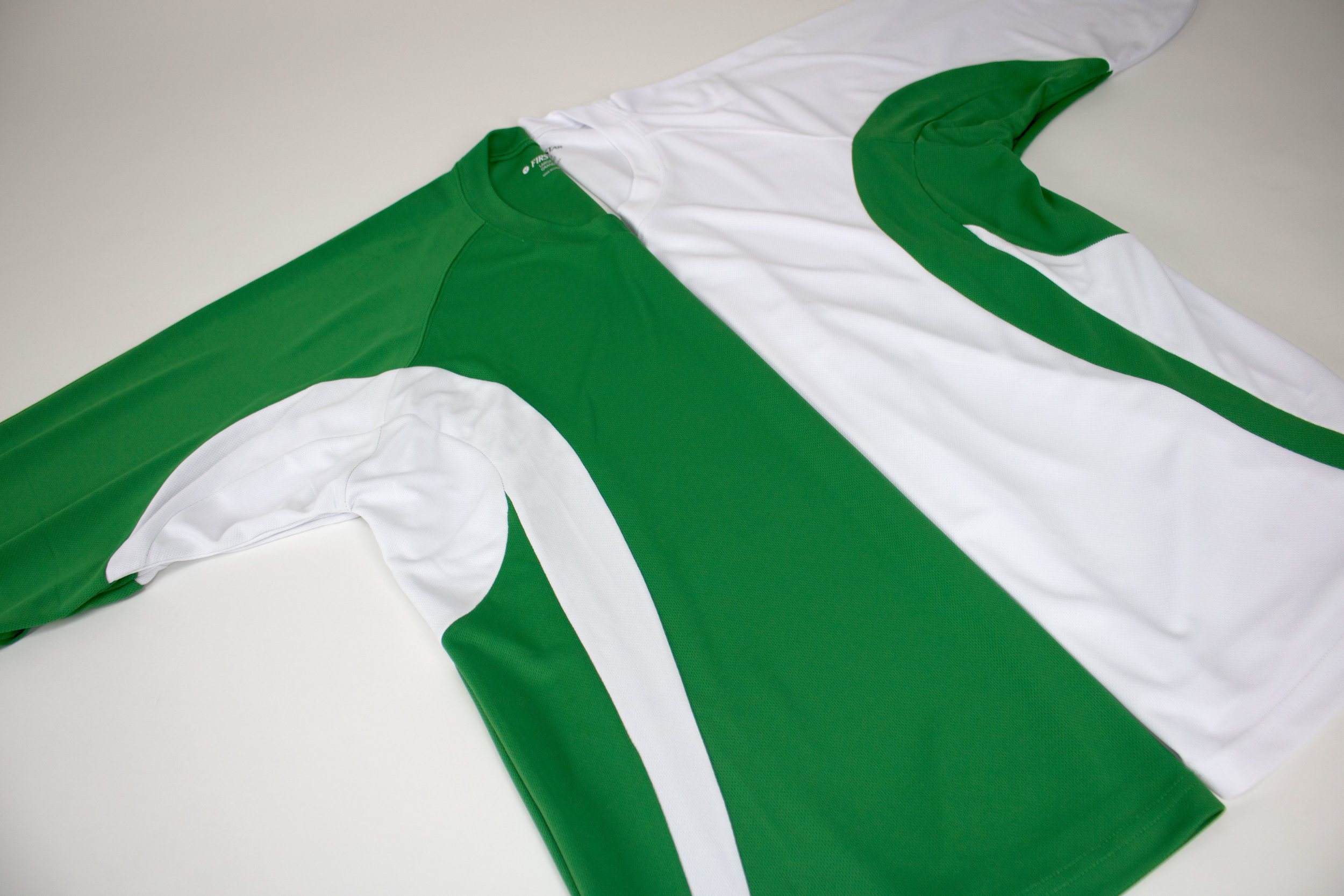 Arena Jerseys - High-Quality, Pro-Weight Jerseys
