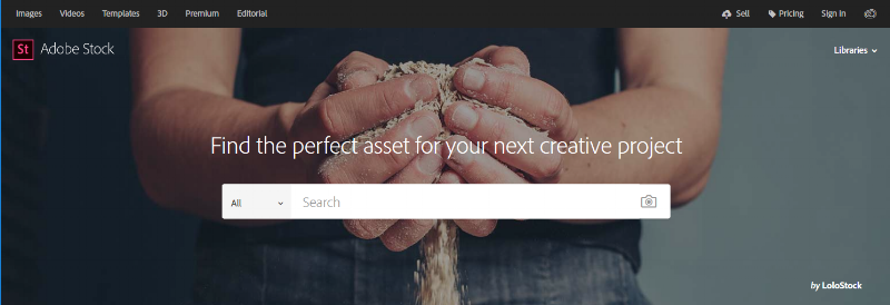 Where to find high quality stock photo for your creative business | Adobe Stock