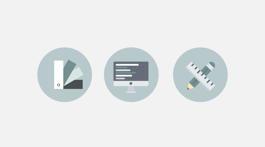 How to Conceptualize and Create Brand Icons   Design Services Icons