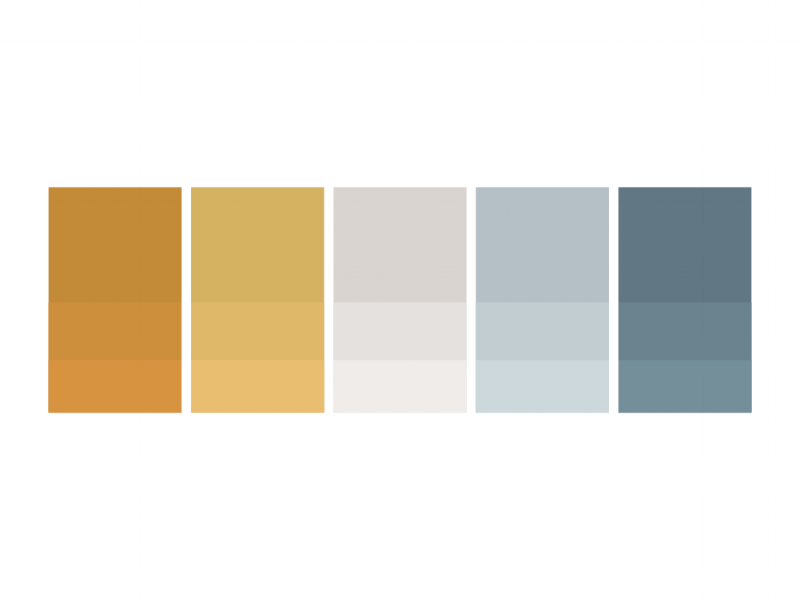 Implement Color Palette | Complete Color Scheme