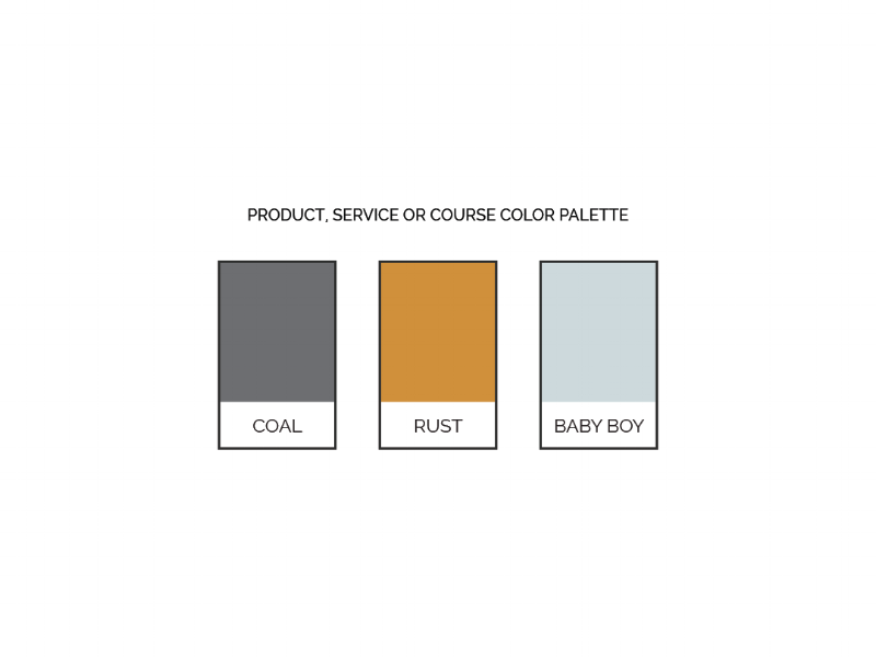 Implement Brand Color Palette | Secondary color palette