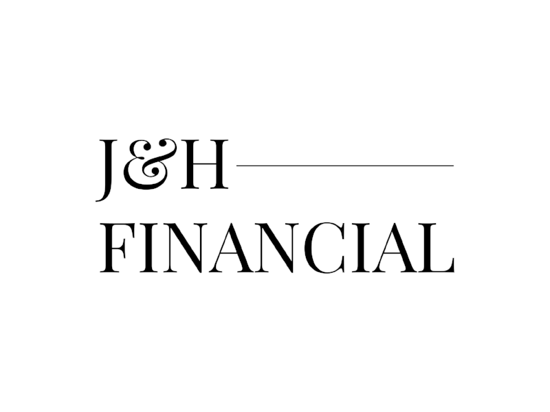 Design Spotlight: J & H Financial | Primary Logo