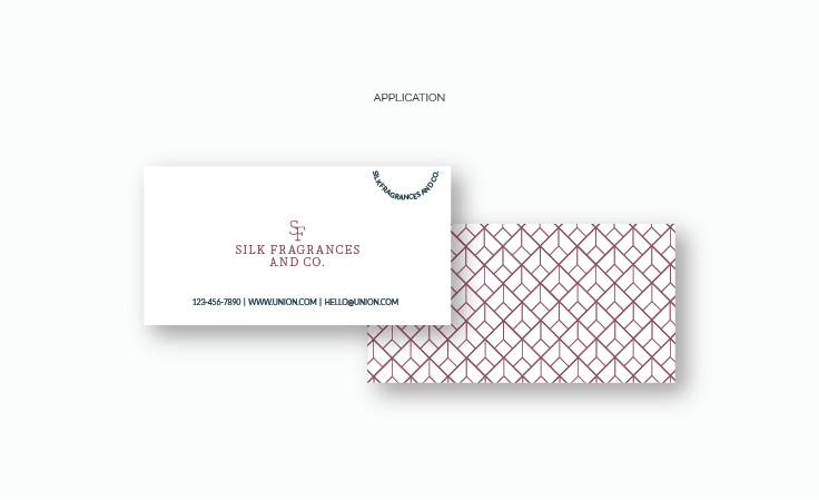 Silk Fragrances and Co. Style Guide_Application.png