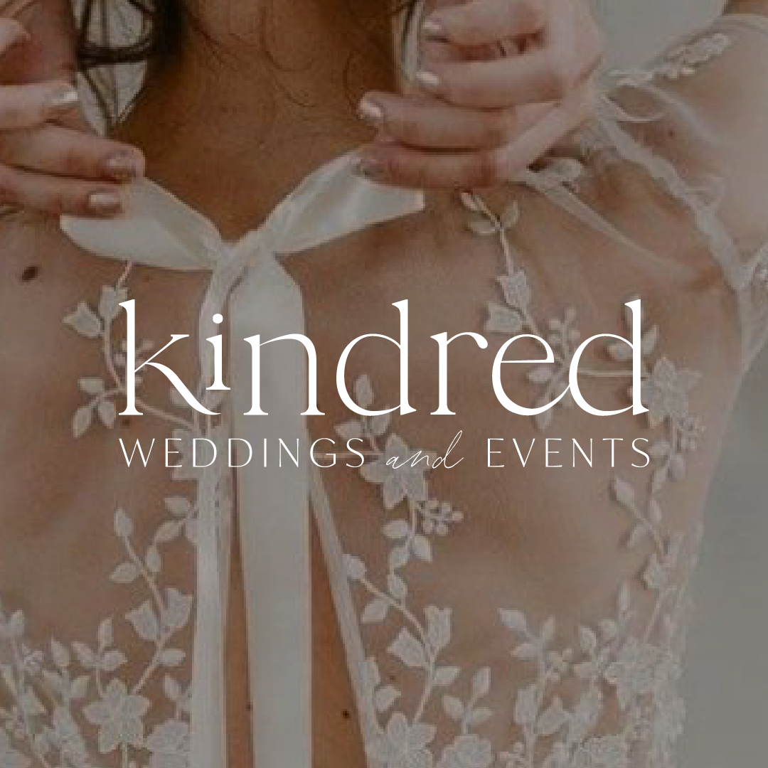 Kindred Weddings and Events Logo Design by Jordan Prindle Designs.png