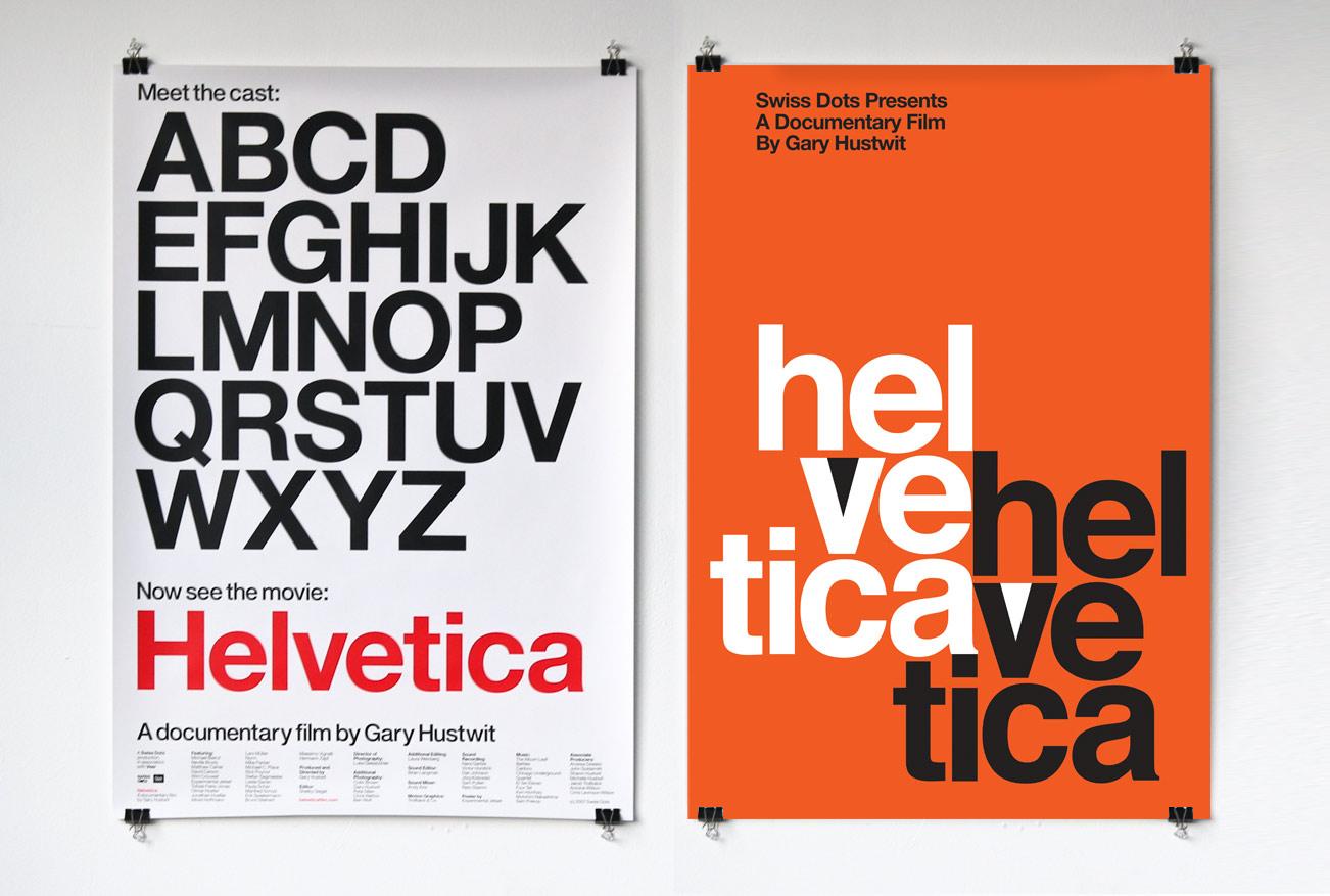 Helvetica — Gary Hustwit