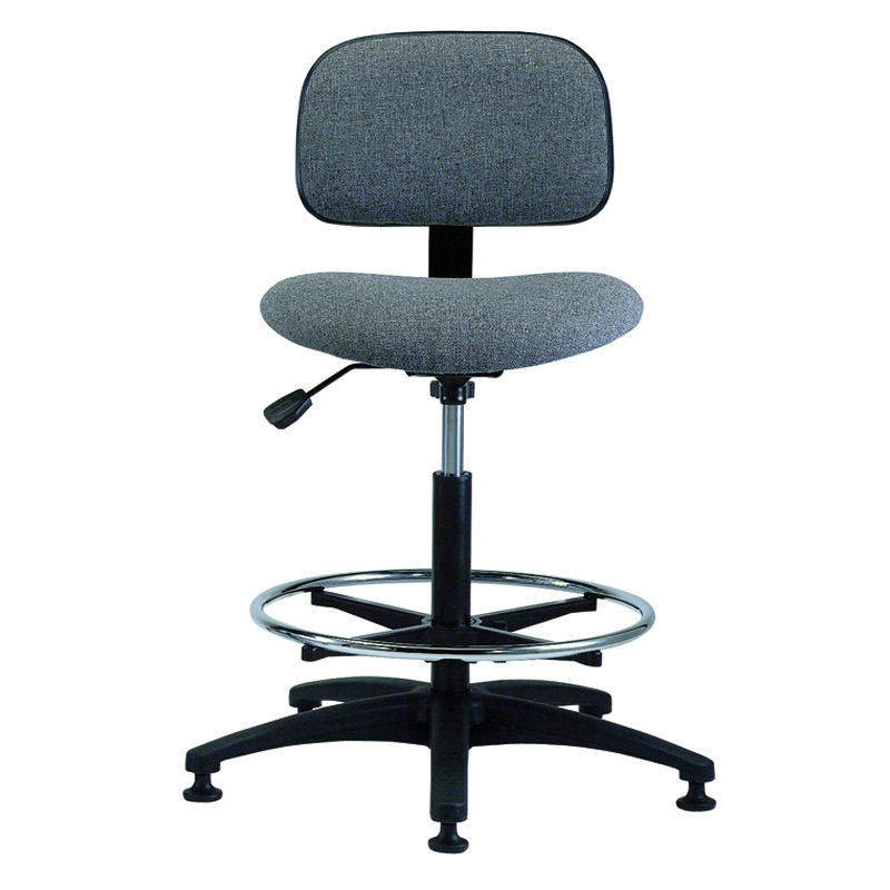 Brewer Tack Chair w/Footring