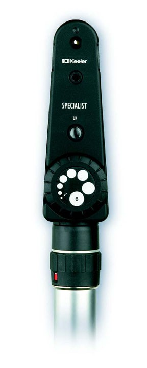 Keeler Specialist Direct Ophthalmoscope