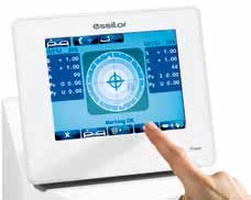 ALM 700 Touch Screen