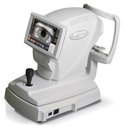Topcon KR-800S
