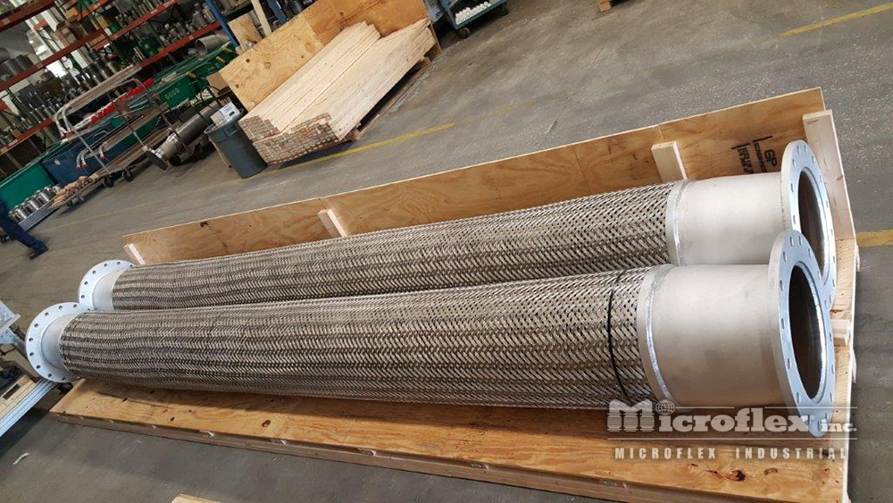 Microflex Hose Assembly