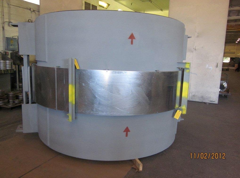 Microflex Hinged Expansion Joints