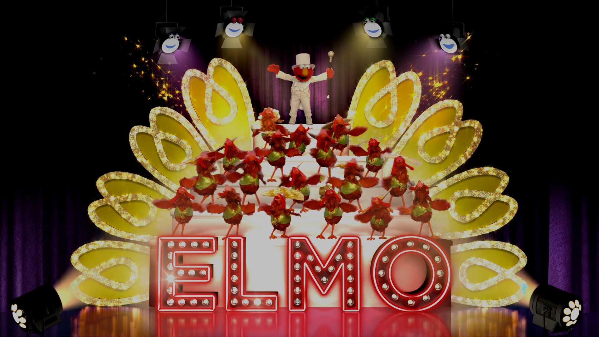 Daytime Emmy     - Elmo the Musical