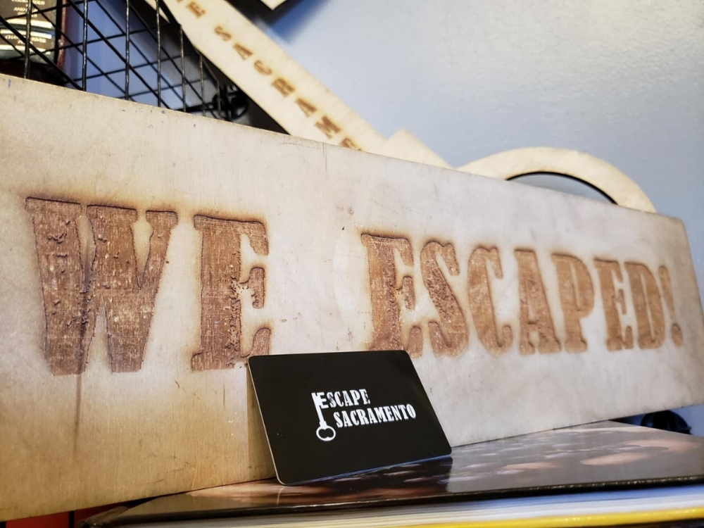Share the gift of Escape - Gift cards available now!