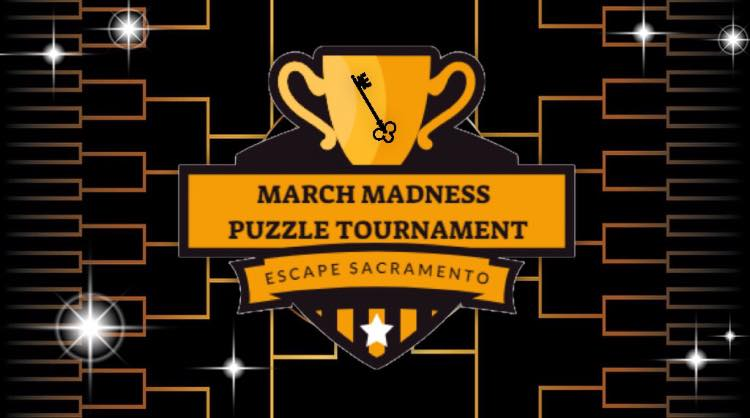 Follow the Action - March Madness Puzzle Tournament happening now!